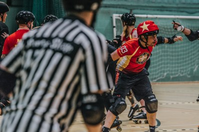 Lotus Photography Bournemouth Dorset Knobs Roller Derby Sports Phtoography 495