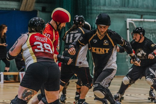 Lotus Photography Bournemouth Dorset Knobs Roller Derby Sports Phtoography 497
