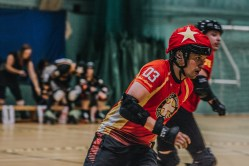 Lotus Photography Bournemouth Dorset Knobs Roller Derby Sports Phtoography 501