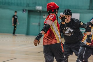 Lotus Photography Bournemouth Dorset Knobs Roller Derby Sports Phtoography 502