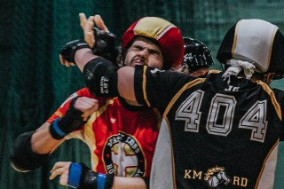 Lotus Photography Bournemouth Dorset Knobs Roller Derby Sports Phtoography 513