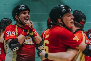 Lotus Photography Bournemouth Dorset Knobs Roller Derby Sports Phtoography 522