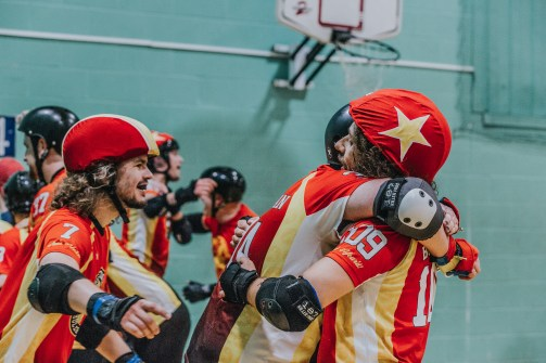 Lotus Photography Bournemouth Dorset Knobs Roller Derby Sports Phtoography 524