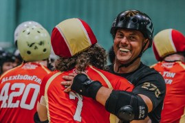 Lotus Photography Bournemouth Dorset Knobs Roller Derby Sports Phtoography 527