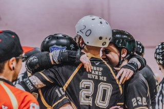 Lotus Photography Bournemouth Dorset Knobs Roller Derby Sports Phtoography 529