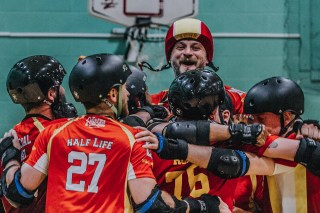 Lotus Photography Bournemouth Dorset Knobs Roller Derby Sports Phtoography 550