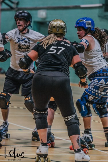 Lotus Photography Bournemouth Dorset Knobs Roller Derby Sports Phtoography 64
