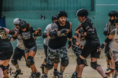 Lotus Photography Bournemouth Dorset Knobs Roller Derby Sports Phtoography 71