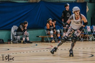 Lotus Photography Bournemouth Dorset Knobs Roller Derby Sports Phtoography 95