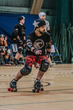 Lotus Photography Bournemouth Dorset Knobs Roller Derby Sports Phtoography 98