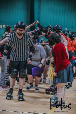 Lotus Phtotography Bournemouth Dorset Roller Girls Roller Derby Sport Photography 112