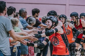 Lotus Phtotography Bournemouth Dorset Roller Girls Roller Derby Sport Photography 115