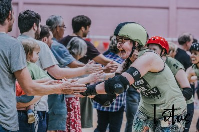 Lotus Phtotography Bournemouth Dorset Roller Girls Roller Derby Sport Photography 120