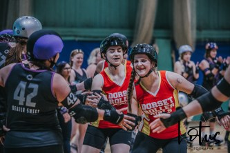 Lotus Phtotography Bournemouth Dorset Roller Girls Roller Derby Sport Photography 129