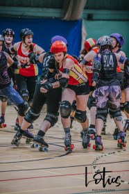 Lotus Phtotography Bournemouth Dorset Roller Girls Roller Derby Sport Photography 132