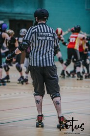 Lotus Phtotography Bournemouth Dorset Roller Girls Roller Derby Sport Photography 145