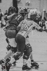 Lotus Phtotography Bournemouth Dorset Roller Girls Roller Derby Sport Photography 169-2