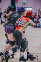 Lotus Phtotography Bournemouth Dorset Roller Girls Roller Derby Sport Photography 169