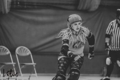 Lotus Phtotography Bournemouth Dorset Roller Girls Roller Derby Sport Photography 17-2