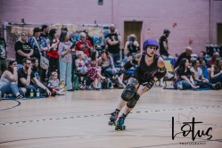 Lotus Phtotography Bournemouth Dorset Roller Girls Roller Derby Sport Photography 182