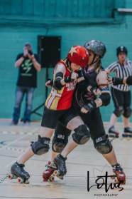 Lotus Phtotography Bournemouth Dorset Roller Girls Roller Derby Sport Photography 183