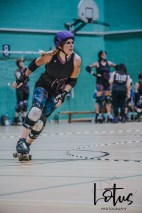 Lotus Phtotography Bournemouth Dorset Roller Girls Roller Derby Sport Photography 190