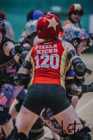 Lotus Phtotography Bournemouth Dorset Roller Girls Roller Derby Sport Photography 198