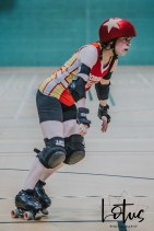 Lotus Phtotography Bournemouth Dorset Roller Girls Roller Derby Sport Photography 210