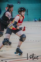 Lotus Phtotography Bournemouth Dorset Roller Girls Roller Derby Sport Photography 221