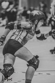 Lotus Phtotography Bournemouth Dorset Roller Girls Roller Derby Sport Photography 229-2