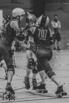 Lotus Phtotography Bournemouth Dorset Roller Girls Roller Derby Sport Photography 239-2