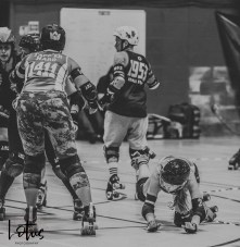 Lotus Phtotography Bournemouth Dorset Roller Girls Roller Derby Sport Photography 243-2