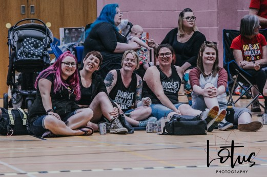 Lotus Phtotography Bournemouth Dorset Roller Girls Roller Derby Sport Photography 257