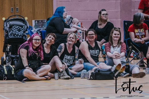 Lotus Phtotography Bournemouth Dorset Roller Girls Roller Derby Sport Photography 258