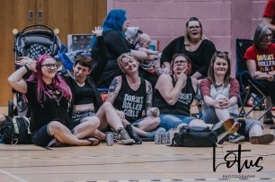 Lotus Phtotography Bournemouth Dorset Roller Girls Roller Derby Sport Photography 259