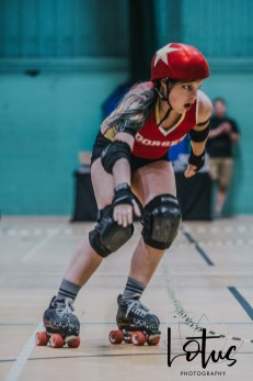 Lotus Phtotography Bournemouth Dorset Roller Girls Roller Derby Sport Photography 285