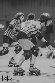 Lotus Phtotography Bournemouth Dorset Roller Girls Roller Derby Sport Photography 286-2