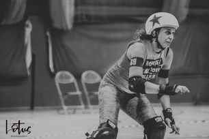 Lotus Phtotography Bournemouth Dorset Roller Girls Roller Derby Sport Photography 29-2