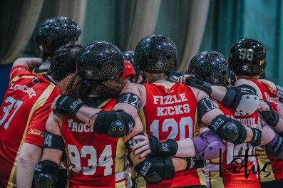 Lotus Phtotography Bournemouth Dorset Roller Girls Roller Derby Sport Photography 301