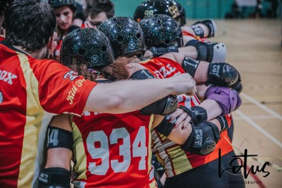 Lotus Phtotography Bournemouth Dorset Roller Girls Roller Derby Sport Photography 303