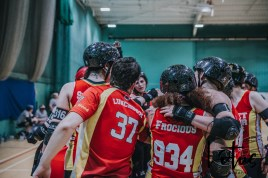 Lotus Phtotography Bournemouth Dorset Roller Girls Roller Derby Sport Photography 304