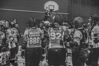 Lotus Phtotography Bournemouth Dorset Roller Girls Roller Derby Sport Photography 307-2