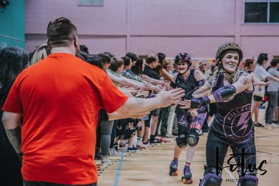 Lotus Phtotography Bournemouth Dorset Roller Girls Roller Derby Sport Photography 316