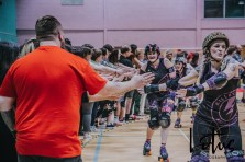 Lotus Phtotography Bournemouth Dorset Roller Girls Roller Derby Sport Photography 317