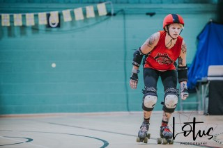 Lotus Phtotography Bournemouth Dorset Roller Girls Roller Derby Sport Photography 32