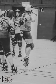 Lotus Phtotography Bournemouth Dorset Roller Girls Roller Derby Sport Photography 54-2
