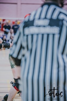 Lotus Phtotography Bournemouth Dorset Roller Girls Roller Derby Sport Photography 57