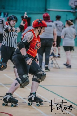 Lotus Phtotography Bournemouth Dorset Roller Girls Roller Derby Sport Photography 88