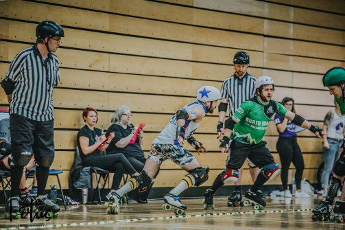 Lotus Photography UK Bournemouth British Roller Derby Championships Bristol vs Wales 127_