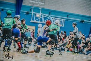 Lotus Photography UK Bournemouth British Roller Derby Championships Bristol vs Wales 142_